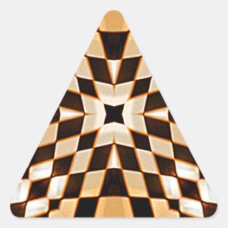 Choses_ Pegatina Triangular