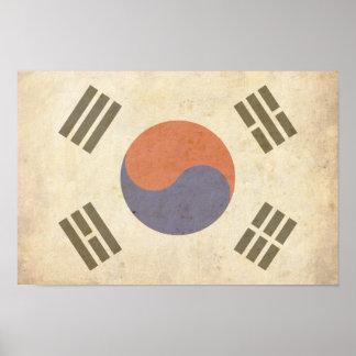 Chosunese Flag Poster