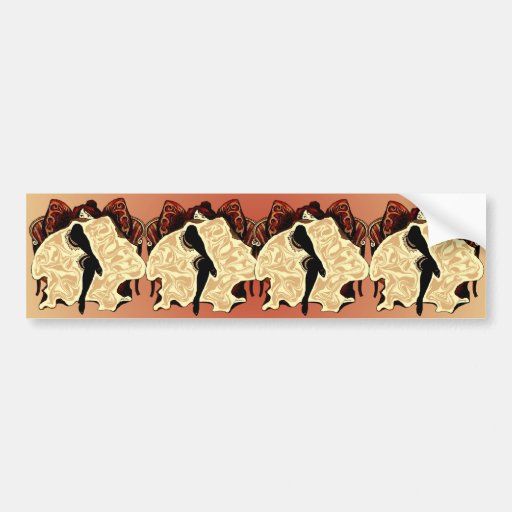 Chou Chou Bumper Stickers