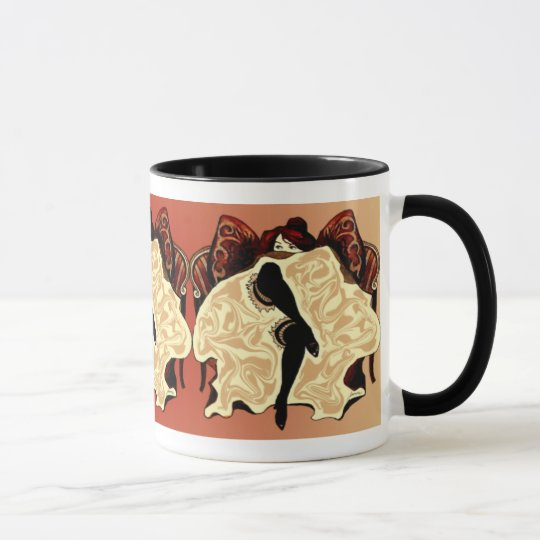Chou Chou Peachy Mug