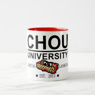CHOU! University Mug
