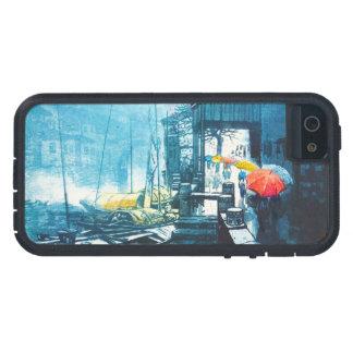 Chou Xing Hua Suzhou Scenery chinese painting Case For iPhone 5