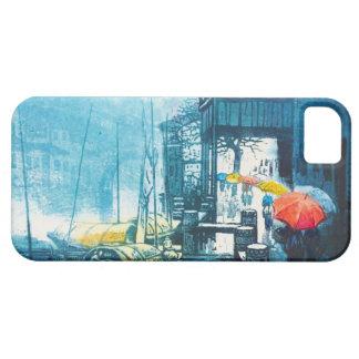 Chou Xing Hua Suzhou Scenery chinese painting iPhone 5 Cases