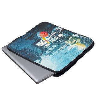 Chou Xing Hua Suzhou Scenery chinese painting Laptop Sleeve