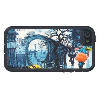 Chou Xing Hua Suzhou Scenery vintage chinese art iPhone 5 Covers