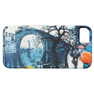 Chou Xing Hua Suzhou Scenery vintage chinese art iPhone 5 Case