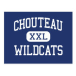 Chouteau Wildcats Middle Chouteau Oklahoma Post Cards