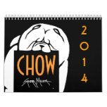 CHOW 2014..the artwork of Sandra Miller Calendar