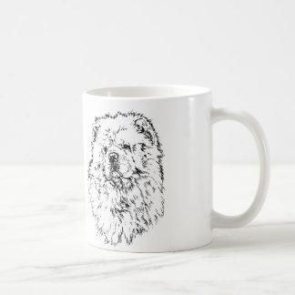 (Chow-Chow1 Coffee Mug