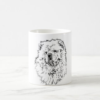 (Chow-Chow1 Magic Mug