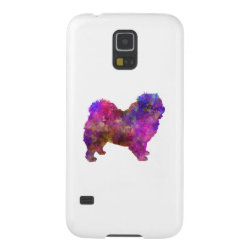 Case-Mate Barely There Samsung Galaxy S5 Case with Chow Chow Phone Cases design