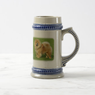 Chow Chow 9B008D-17 Beer Stein