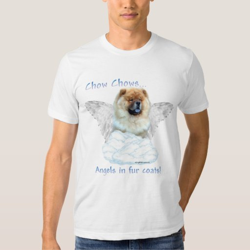 Chow Chow Angel T-Shirt