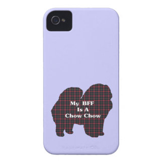 Chow Chow BFF iPhone 4 Cover