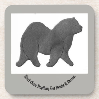 Chow Chow Coaters Coaster