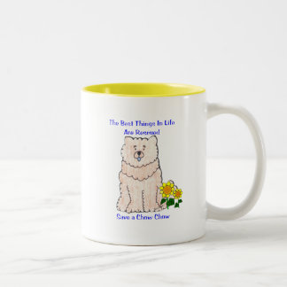 Chow Chow Cream Best Things In Life Mug