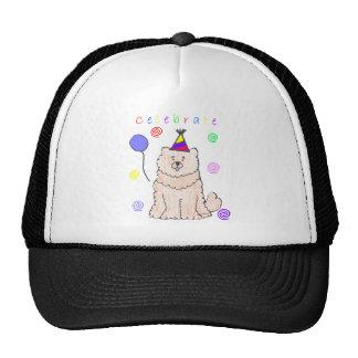 Chow Chow Cream Celebrate Trucker Hat