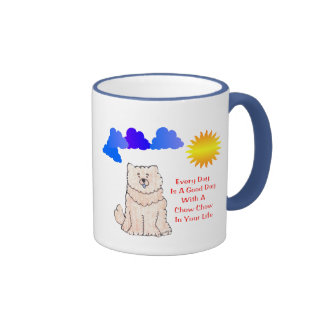 Chow Chow Cream Every Day Is A Good Day Mug
