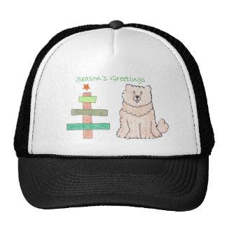 Chow Chow Cream Trucker Hat
