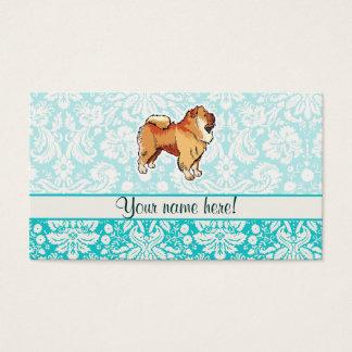 Chow Chow; Cute Business Card