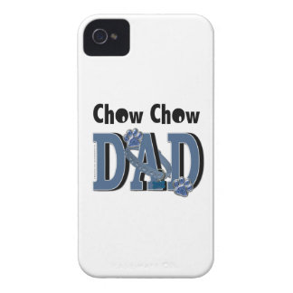 Chow Chow DAD iPhone 4 Case-Mate Case