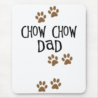 Chow Chow Dad Mouse Pad