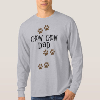 Chow Chow Dad T-shirt