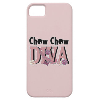 Chow Chow DIVA iPhone SE/5/5s Case