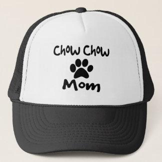 Chow Chow dog mom Trucker Hat