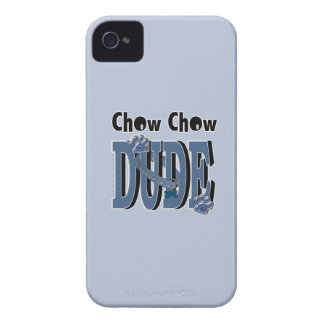 Chow Chow DUDE Case-Mate iPhone 4 Case