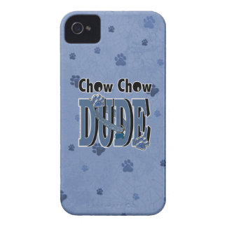 Chow Chow DUDE iPhone 4 Case-Mate Case