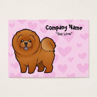 Chow Chow Love Business Card