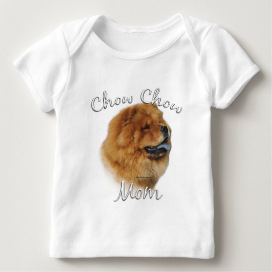 Chow Chow Mom 2 Baby T-Shirt
