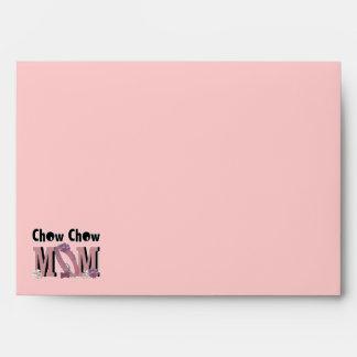 Chow Chow MOM Envelope