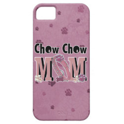 Case-Mate Vibe iPhone 5 Case with Chow Chow Phone Cases design