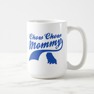 Chow Chow   Mommy Classic White Coffee Mug