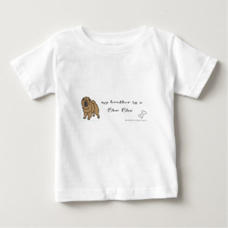 chow chow - more breeds baby T-Shirt