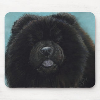 Chow Chow Original Art Mouse Pad