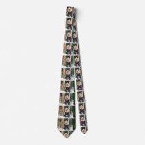 Chow chow panda  - cute dog - chow chow neck tie