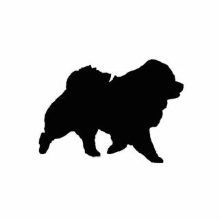 Chow Chow Photo Cut Outs