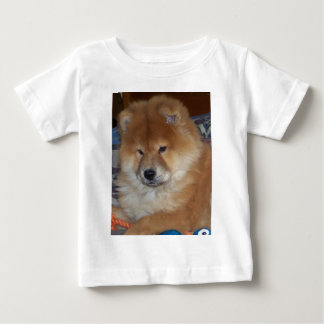 Chow Chow Pup Baby T-Shirt
