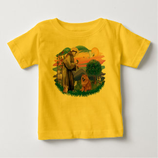 Chow Chow (red) Baby T-Shirt