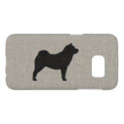 Case-Mate Barely There Samsung Galaxy S7 Case with Chow Chow Phone Cases design