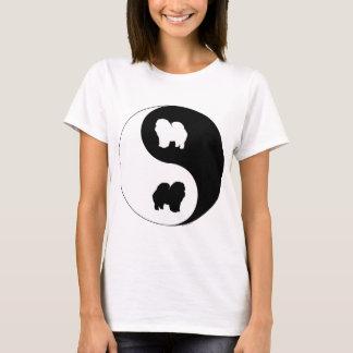 Chow Chow Yin Yang T-Shirt