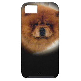 Chow Dog Design iPhone 5 Covers