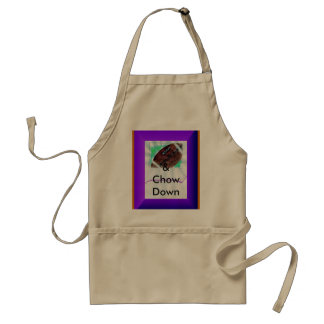 &Chow Down Aprons