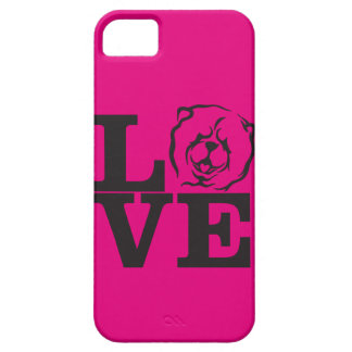 CHOW LOVE IPHONE CASE