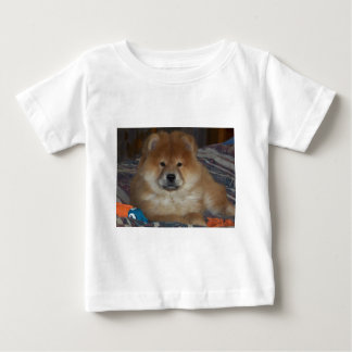 Chow Puppy Baby T-Shirt
