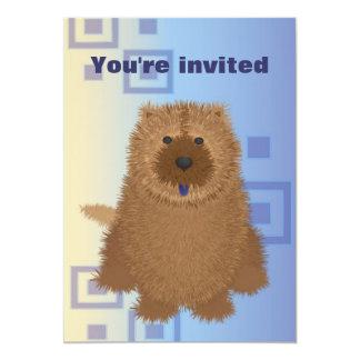 ChowChow Card