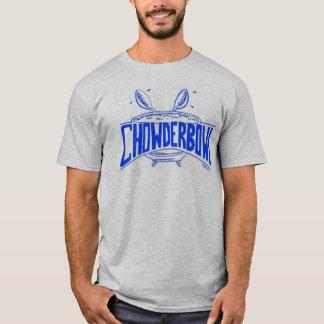 Chowder Bowl: Maritime Football T-Shirt